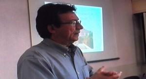 Marcello Lo Iacono, presidente associazione Plemmirio Blu