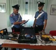 Siracusa- Continua l'operazione antidegrado dei Carabinieri e PM. Floridia: Vendeva attrezzi rubati ed è stato arrestato