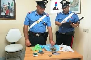 Sequestro droga a Zaccaria
