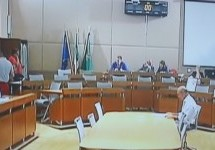 """Siracusa – Seduta del Consiglio per revisione straordinaria  delle """"partecipate""""."""