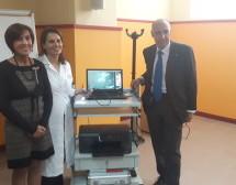 Siracusa – L'AILS  dona un apparecchio per la diagnosi precoce della sclerodermia: Qualcosa in più all'ASP8.