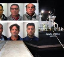 Siracusa- Arrestati operatori portuali per furto di carburante da navi cisterne; 2 arrestati che prendevano a calci auto della polizia. Avola: Arrestato per atti persecutori.