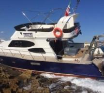 Noto- Sbarca lo yacht con  61 clandestini pachistani a Vendicari. Siracusa- Denunciato per inosservanza agli obblighi.