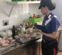 Floridia.Controlli sanitari dei Carabinieri e ASP: Sospesa l'attività di un panificio;Francofonte:Arrestato catanese per violenza sessuale