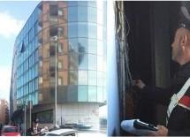 Siracusa – I ladri hanno imposto al Comune fino al 6 novembre la chiusura dell'UTC. Per la seconda volta in tre mesi scempio di cavi elettrici e altro. Ma chi se ne frega?!