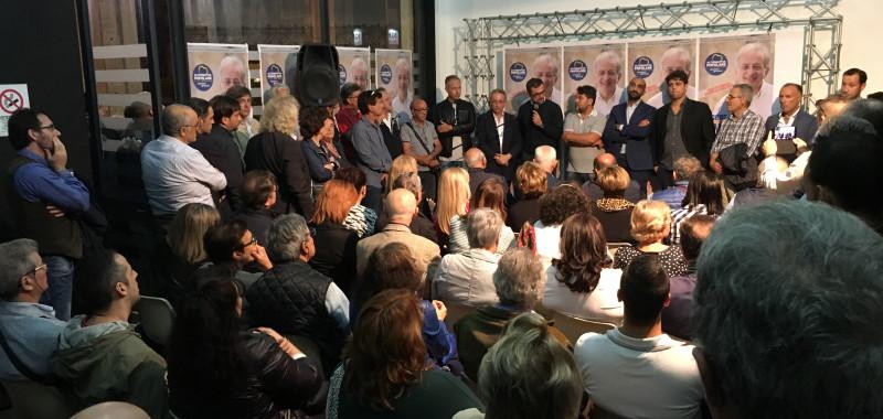 """Siracusa – Anche Vinciullo inaugura la sede elettorale tra la sua """"Gente"""" e i nuovi arrivi in AP."""