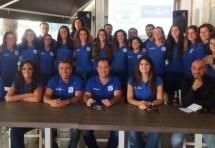 Siracusa – Presenta la squadra Holimpia Paomar  già ai nastri di partenza del campionato di pallavolo B2