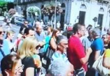Siracusa – Dipendenti ex Provincia sempre in protesta e l'on. Vinciullo predispone le somme per pagare gli stipendi arretrati