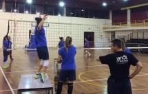 Siracusa – Volley: L'Holimpia si prepara duramente per affrontare il Cerignola