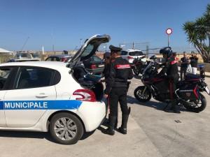 Applicazione del Daspo contro i parcheggiatori abusivi