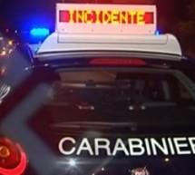 Augusta – Detenuto in semilibertà travolto da un'auto mentre rientra in carcere: E' grave.