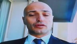 L'avvocato Giuseppe Culotti Pres. Circoscrizione Neapolis