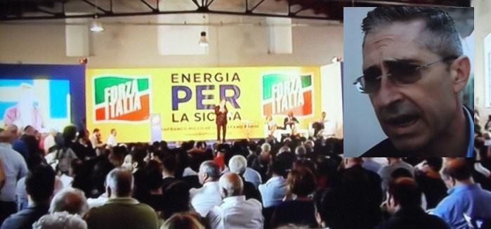 Siracusa – Scompiglio in Forza Italia per l'arresto del sindaco/candidato all'Ars Rizza che è ancora sindaco e candidato alla Regione.