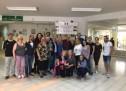 """Priolo G. – Il 2° Comprensivo """"Manzoni"""" ospita studenti stranieri per l'apprendimento della lingua inglese attraverso lo sport."""