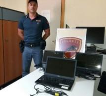 """Siracusa – Arrestato dentro la scuola """"Archimede"""" mentre rubava dei computer. Noto – Denunciato 25 enne aveva in auto olive rubate."""
