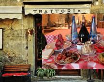 Siracusa – Tanti parlano di turismo e ottima accoglienza, però non c'è nessun ristorante stellato a differenza di Ragusa e Caltagirone.