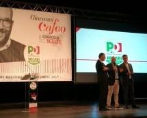 Siracusa – Giovanni Cafeo difende (a modo suo) il segretario Lo Giudice richiamando la pace interna al PD, con parole di Renzi.