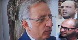 Enzo Vinciullo, Angelino Alfano e Gaetano Cutrufo