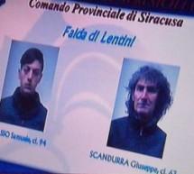 Lentini- In carabinieri arrestano i protagonisti del tentato omicidio. Siracusa -Arrestato per evasione. Avola: Ai domiciliari per un ovulo di eroina; Sedata lite famigliare. Carlentini- Incidente in centro.