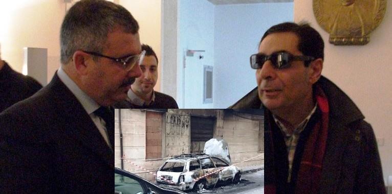 Francofonte- Il sindaco Palermo lamenta la scarsa solidarietà offerta al suo vice Inserra, dopo l'auto bruciata. Come mai?
