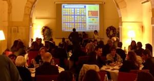 La serata organizzata dal Rotary Siracusa Monti Ckimiti