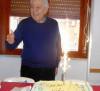 Siracusa – Festa a sorpresa per i primi 83 anni di Gino Foti.