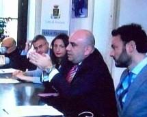 Siracusa – Bilancio dell'attività amministrativa di fine 2017 del sindaco Giancarlo Garozzo nell'incontro con la stampa.