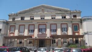 L'ospedale Rizza sede delle Guardie mediche