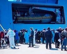 Augusta – Arrivano migranti egiziani che (non)…fuggono dalla guerra