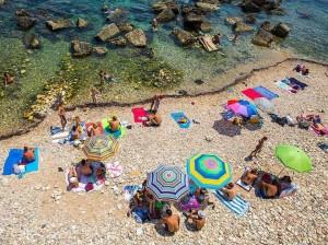 La spiagetta di Calarossa