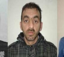 Lentini- Arrestati in tre per una rapina in giolleria. Siracusa- Denunciato per inosservanza agli obblighi.