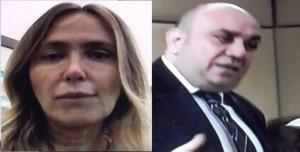 L'o. Stefania Prestigiacomo e il sindaco di Siracusa Giancarlo Garozzo