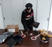 Floridia- Armi e stupefacenti e tentativi di furto:4 arrestati. Palazzolo- Pistole modificate in casa di un rumeno finito in carcere.