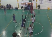 Messina-  Volley  B2 F: L'Holimpia piegata dal Santa Teresa di Riva