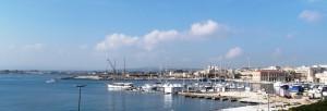 Veduta Porto Grande di Siracusa