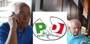 """I due grilli parlanti del PD Turi Raiti e Salvo Baio e le fratture """"legittime"""" tra correnti"""