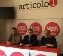Siracusa – Pippo Zappulla, Marco Magrini e Raffaele Gentile co-fondano Liberi e Uguali.