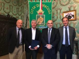Marotta, il sindaco Garozzo,
