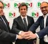 Palermo – Il PD di Faraone e Renzi alla ormai alla frutta consegnano la tessera del partito al berlusconiano Dore Misuraca