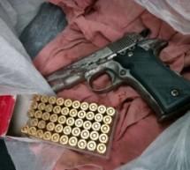Siracusa- Arrestato con una pistola; denunciati in tre. Noto – Rinvenuta pistola