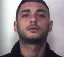 Siracusa-Evade dai domiciliari, i carabinieri lo arrestano e lo trasferiscono in carcere