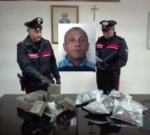 Siracusa- Un arresto e  11 kg di droga sequestrata. Avola – Tre arrestati mentre rubavano al supermarket.