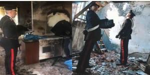 Abitazioni incendiate  a Carlentini e a Siracusa