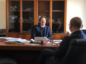Manlio Messina intervistato da Massimo Ciccarello