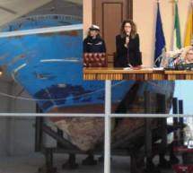 Augusta – Fava: Musumeci fermi il trasferimento a Milano del barcone-memoriale. Il Consiglio approva all'unanimità la mozione del Comitato 18 aprile