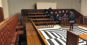 conferenza stampa dell'opposizione dopo la fuga del M5s