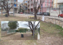 Siracusa – Piazza Adda ha una Doggy-area gradita ai politici, ma forse non ai cani.