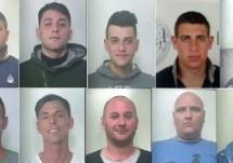 """Siracusa – I carabinieri completano l'operazione """"Gruppo Bronx"""" con 13 arrestati su disposizione della DDA."""