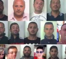 Siracusa – Lotta alla droga dei carabinieri: Decimata la banda della Tonnara con 16 arresti