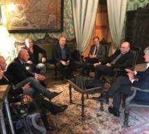 Siracusa –  In arrivo il credito sportivo per migliorare la Cittadella dello sport. Visita del presidente Abodi.